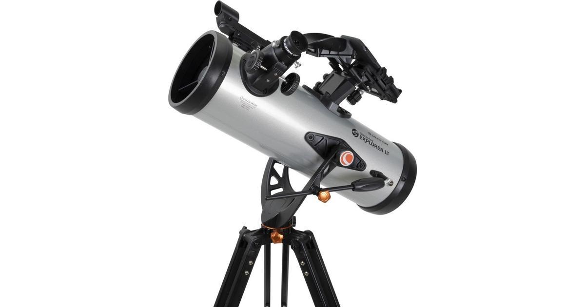 Telescópio Celestron Com Autoguide Smartphone Explorer 127mm AZ