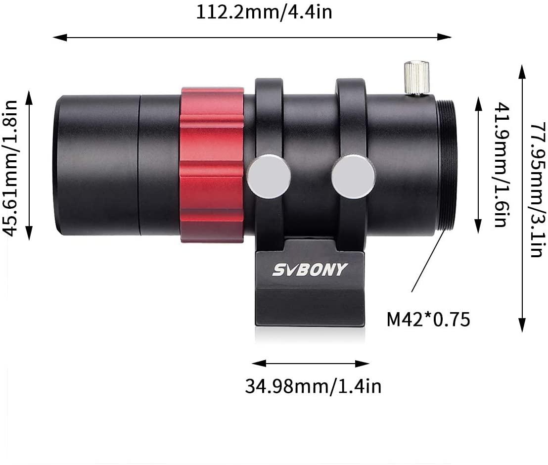 Guinder Scope Svbony 30mm  F4