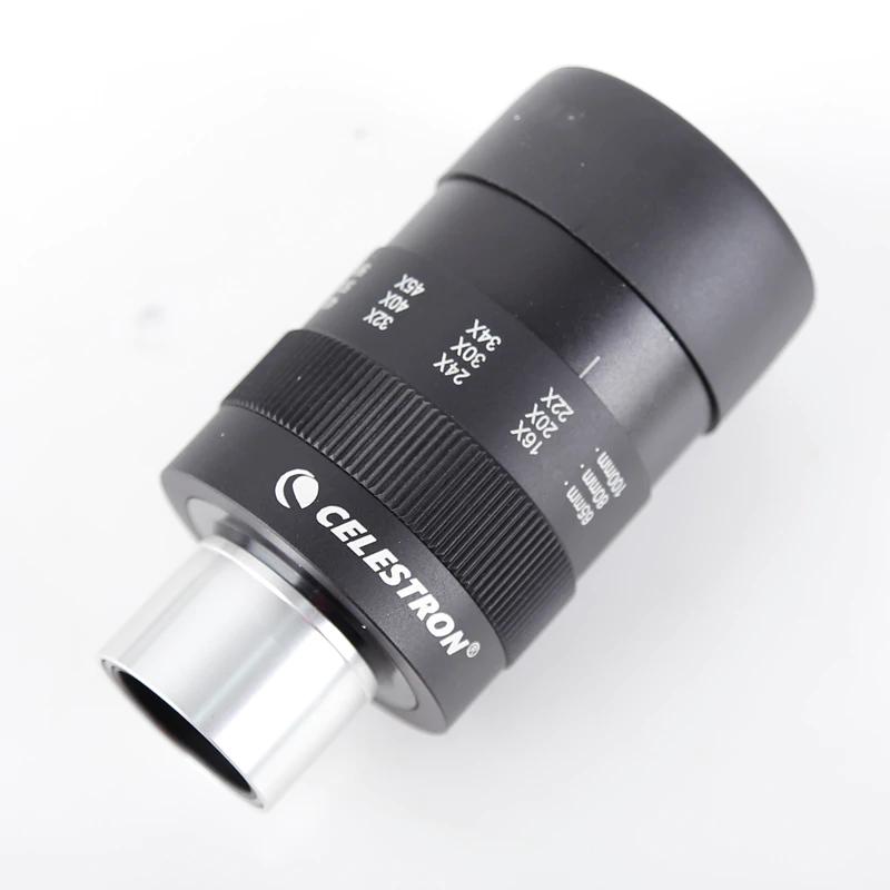 Ocular Celestron Zoom 8-24 mm