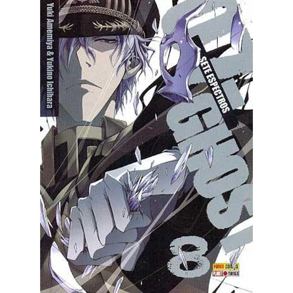 07-Ghost - Volume 08 - Usado