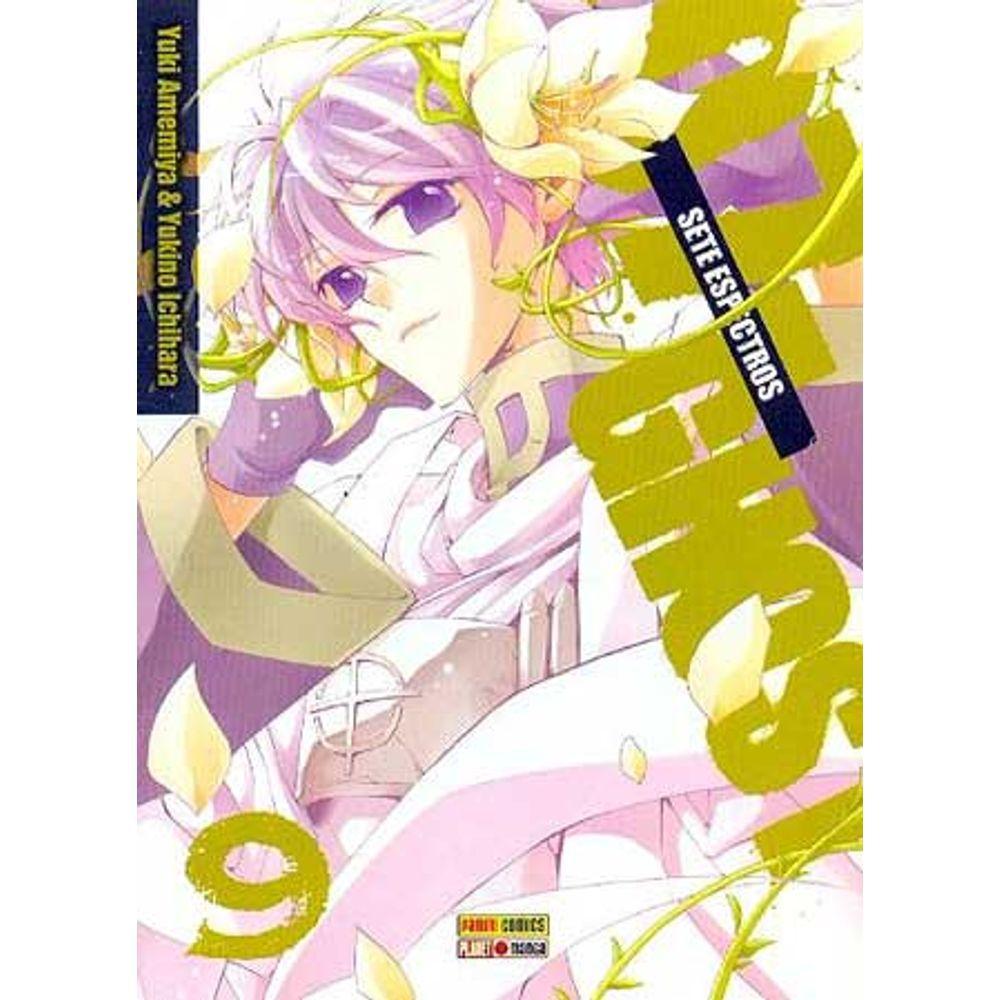 07-Ghost - Volume 09 - Usado