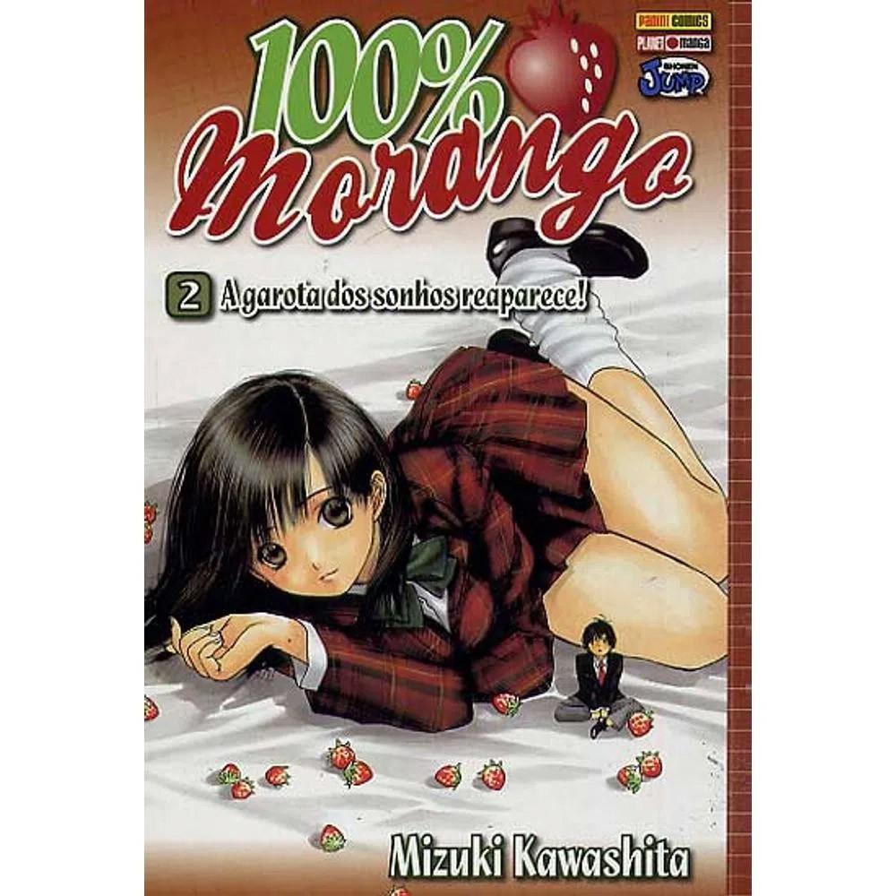100% Morango - Volume 02 - Usado