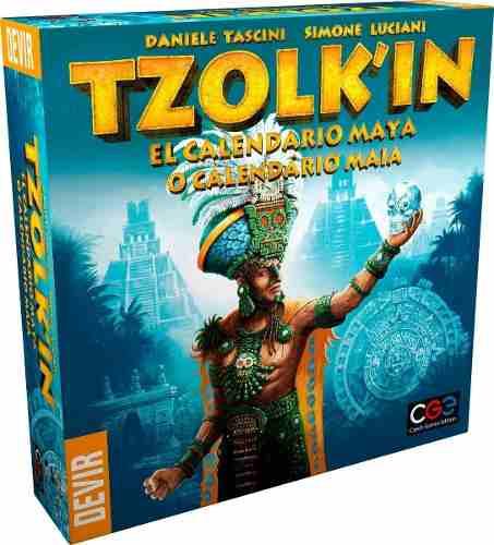 Tzolk'in - O Calendário Maia