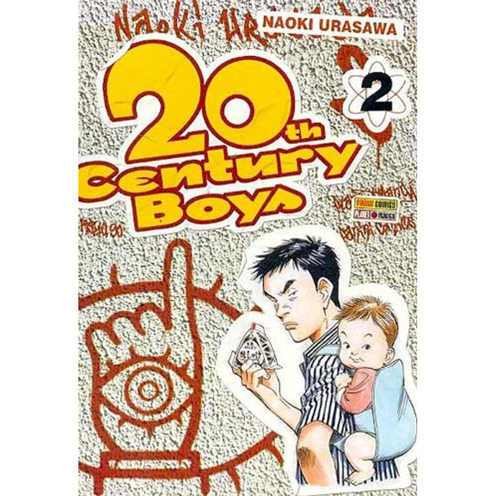 20th Century Boys - Volume 02 - Usado