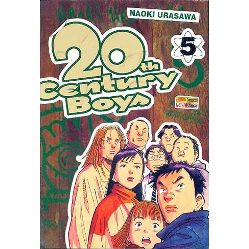 20th Century Boys - Volume 05 - Usado