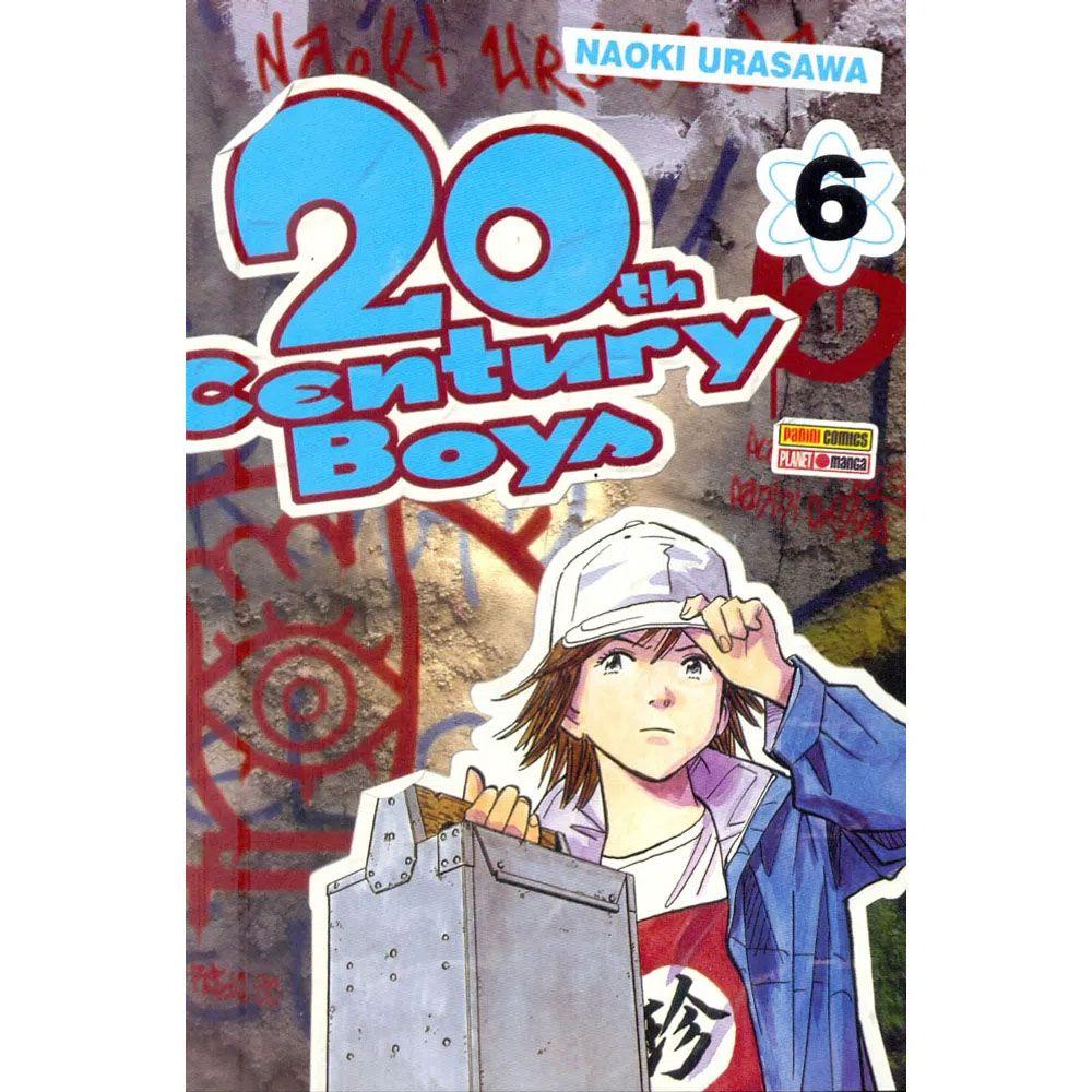 20th Century Boys - Volume 06 - Usado