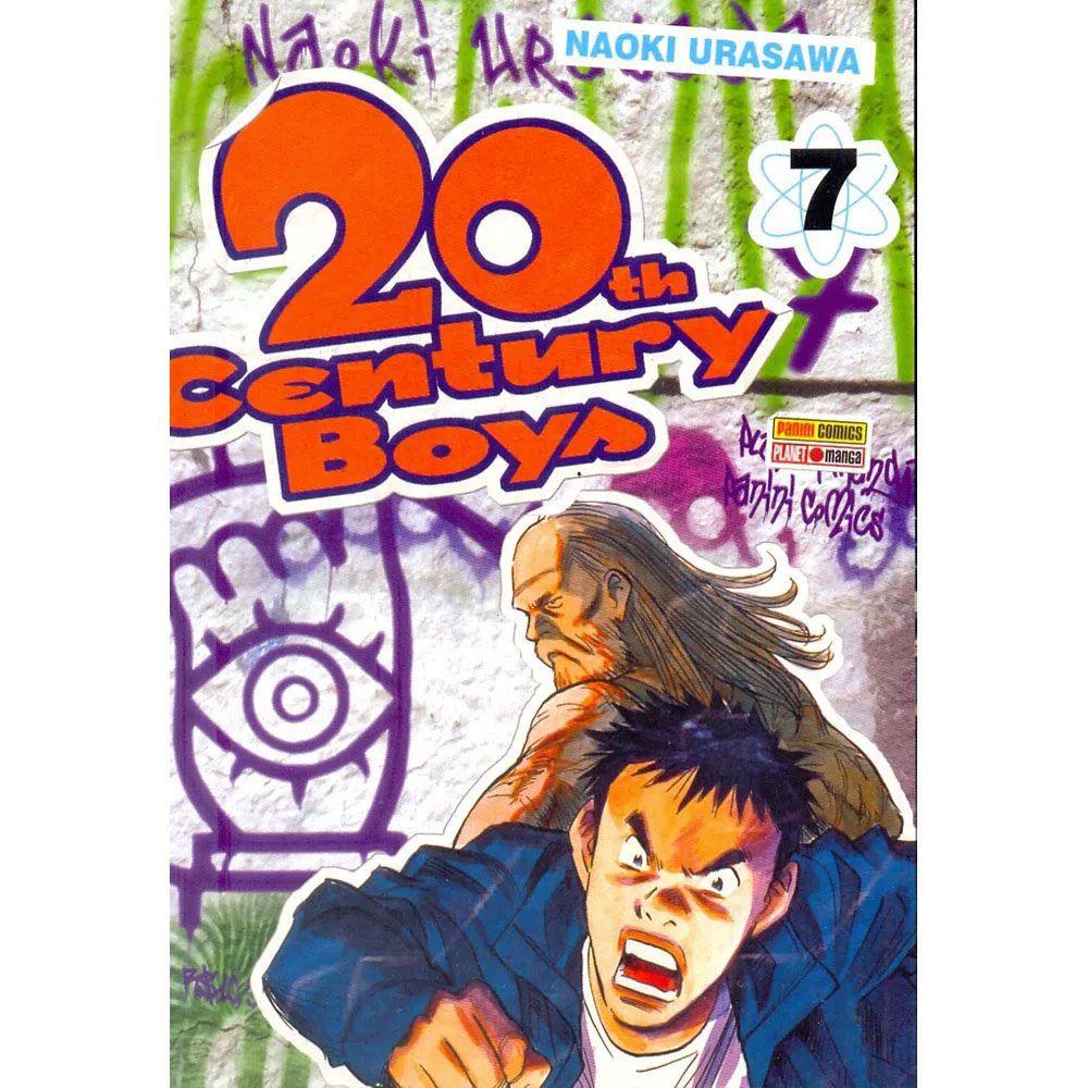 20th Century Boys - Volume 07 - Usado