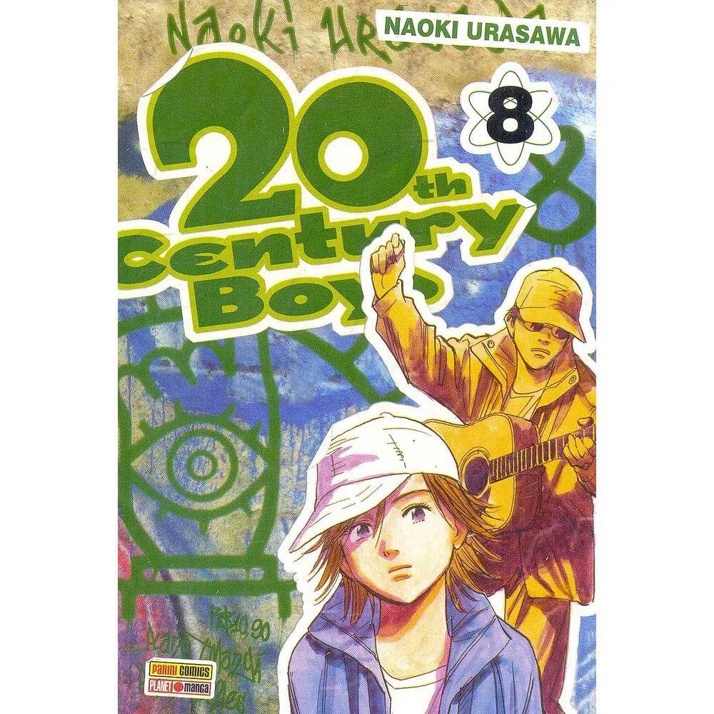 20th Century Boys - Volume 08 - Usado