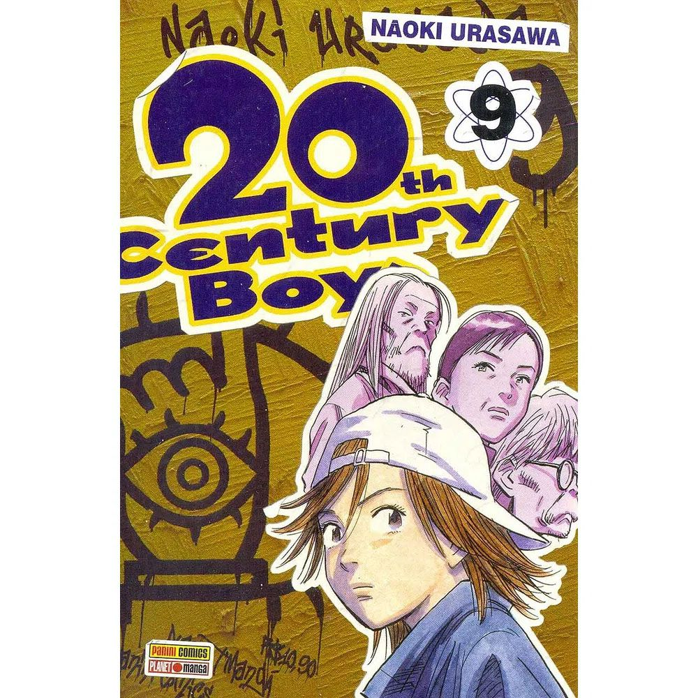 20th Century Boys - Volume 09 - Usado