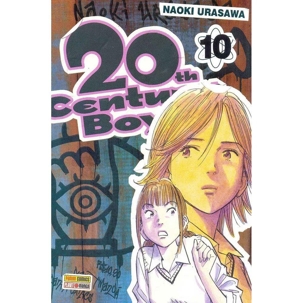 20th Century Boys - Volume 10 - Usado