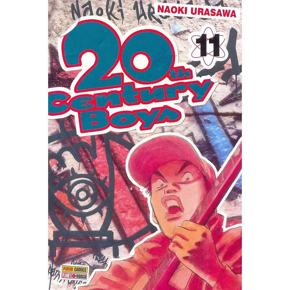 20th Century Boys - Volume 11 - Usado