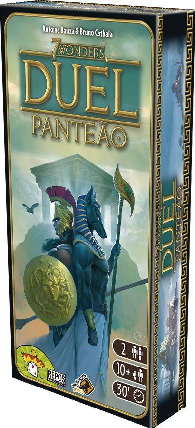 7 Wonders Duel Panteão - Expansão