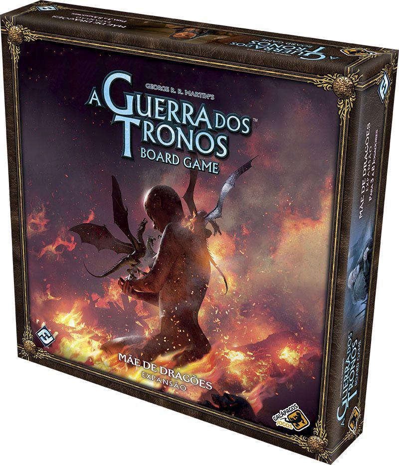 A Guerra dos Tronos: Board Game Mãe de Dragões - Expansão,