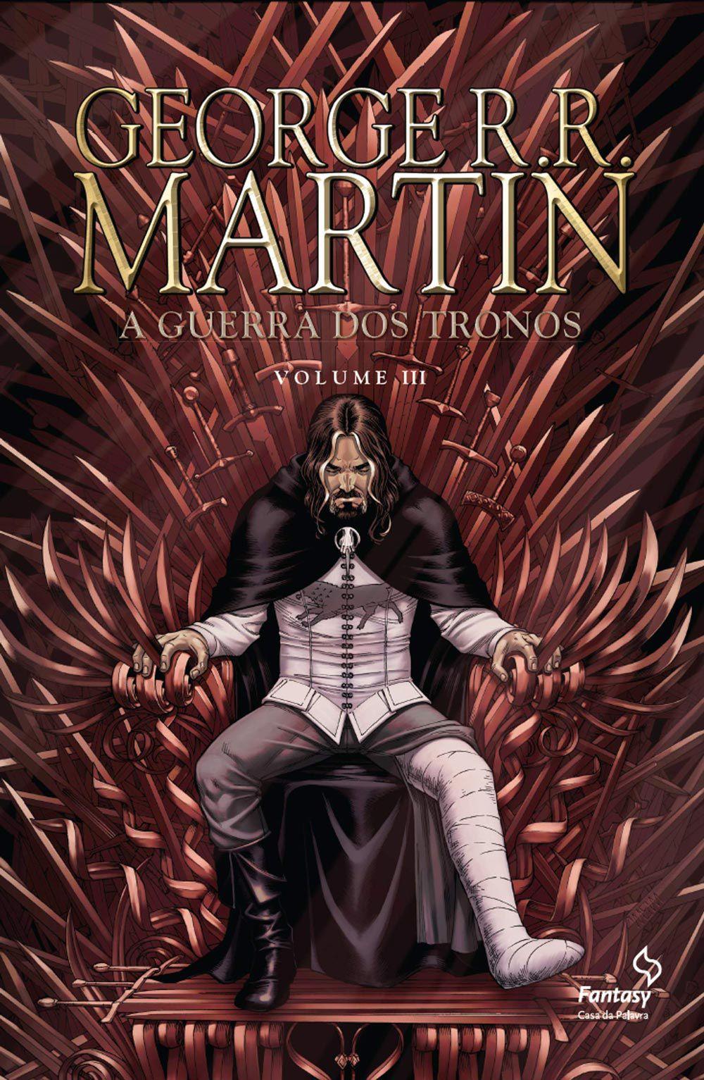 A Guerra dos Tronos Volume 3
