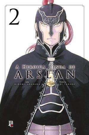 A Heroica Lenda de Arslan - Volume 02