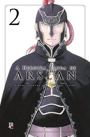 A Heroica Lenda de Arslan - Volume 02 - Usado