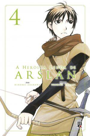 A Heroica Lenda de Arslan - Volume 04