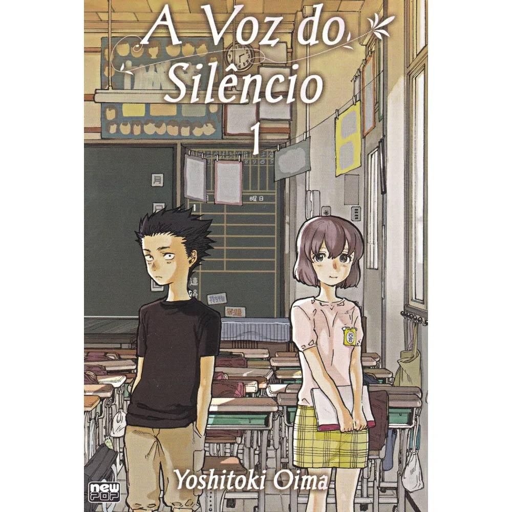 A Voz do Silêncio - Volume 01 - Usado