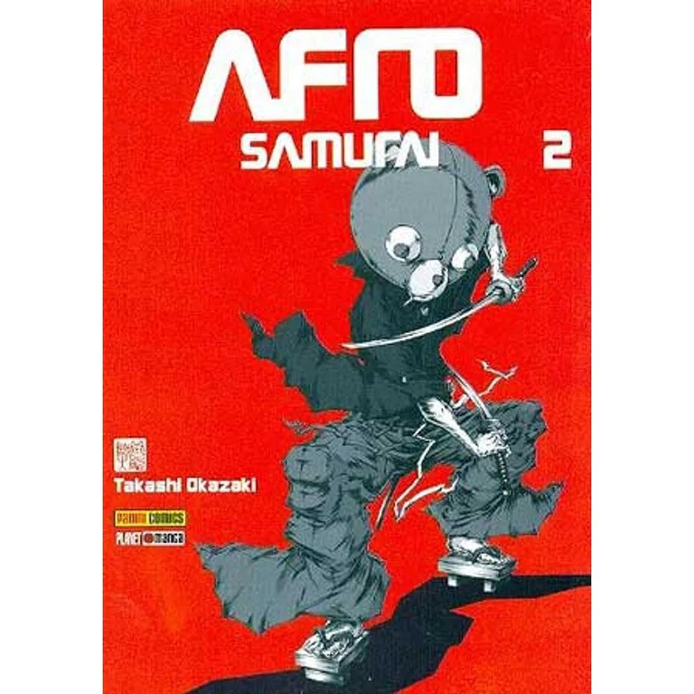 Afro Samurai - Volume 02 - Usado