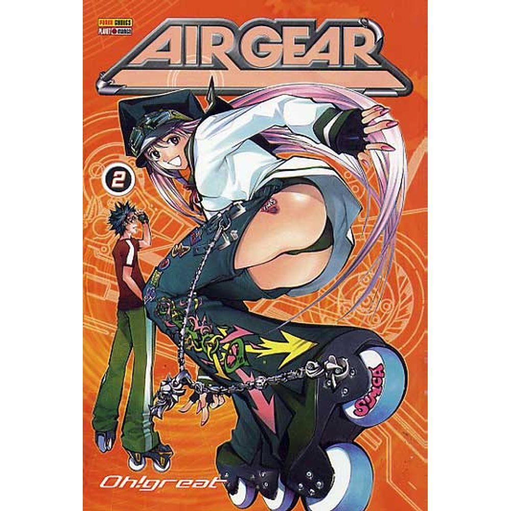 Air Gear - Volume 02 - Usado