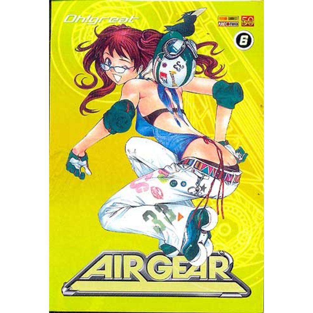 Air Gear - Volume 06