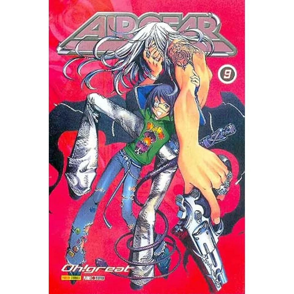Air Gear - Volume 09  - Usado