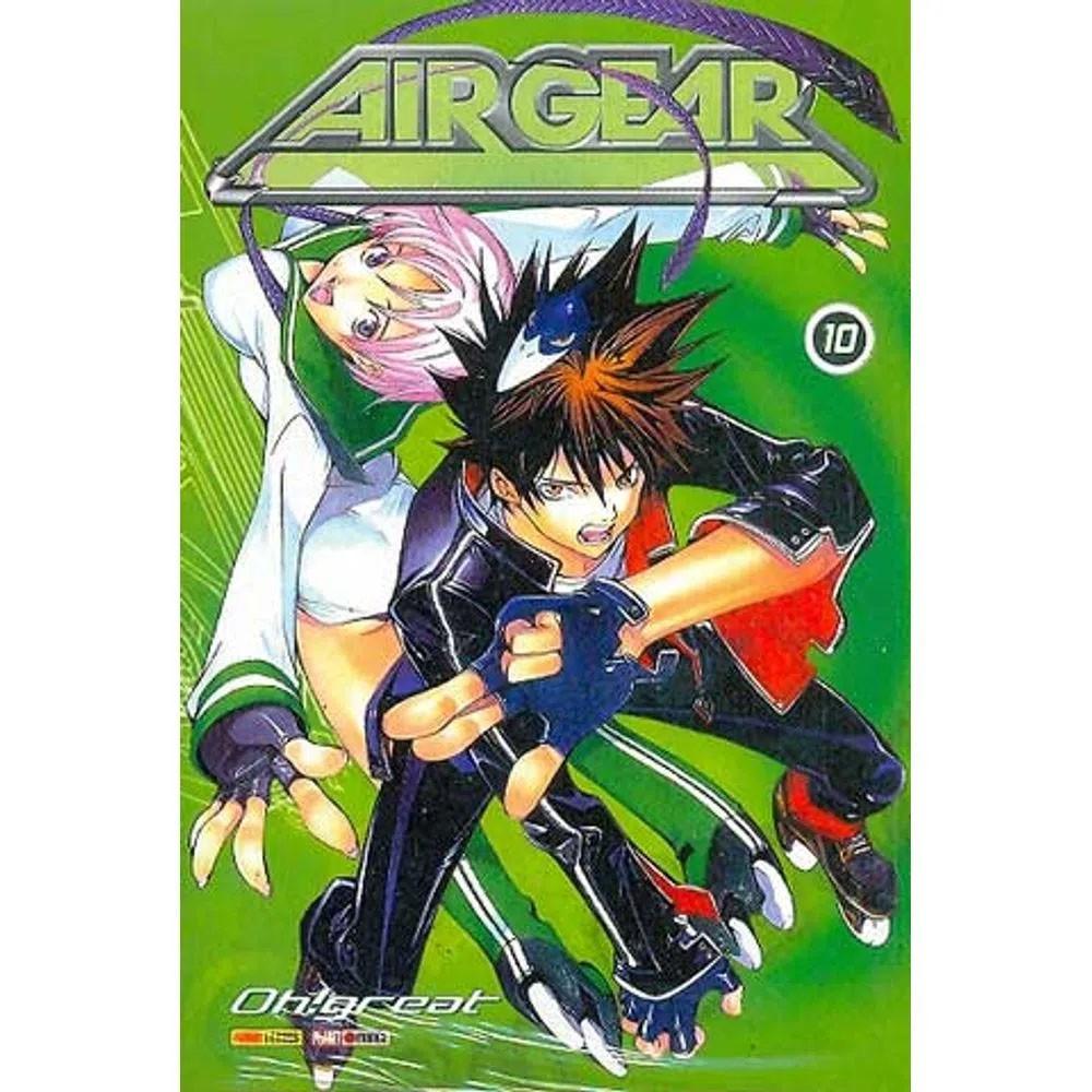 Air Gear - Volume 10