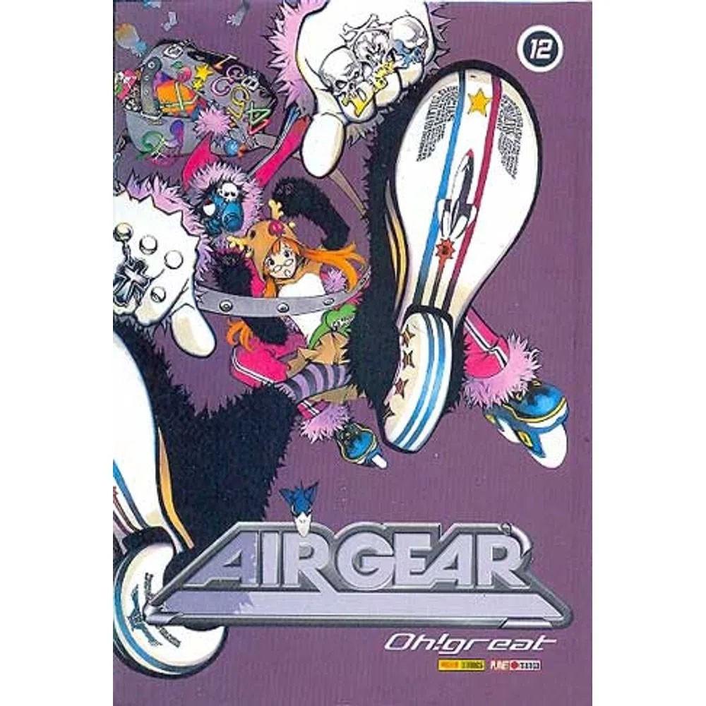 Air Gear - Volume 12