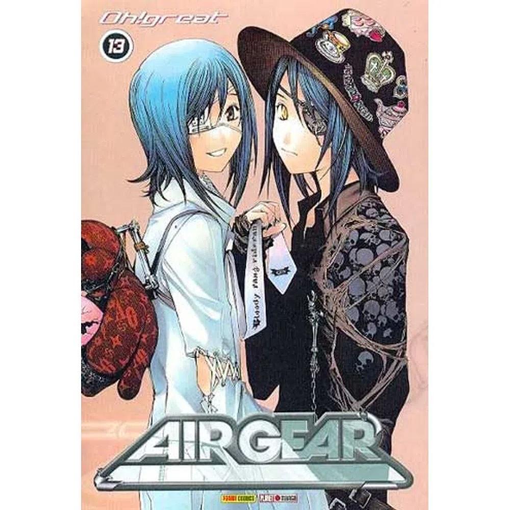 Air Gear - Volume 13