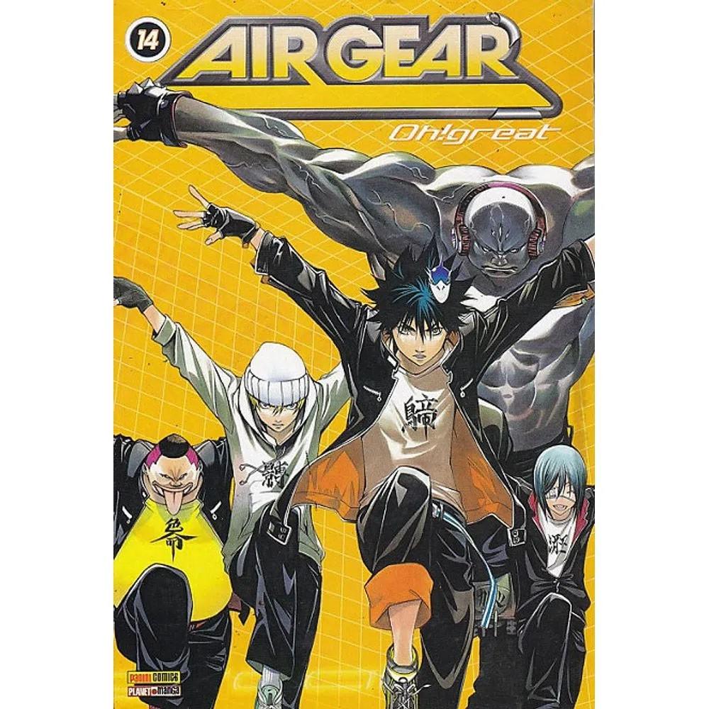 Air Gear - Volume 14