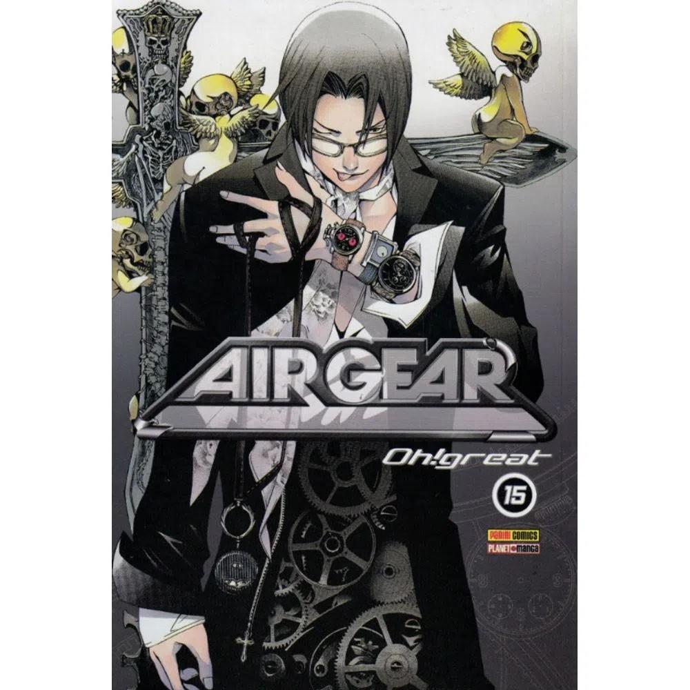 Air Gear - Volume 15