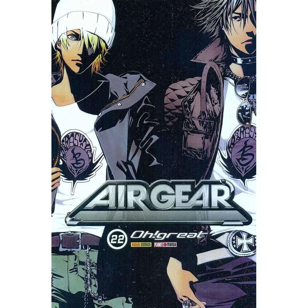 Air Gear - Volume 22