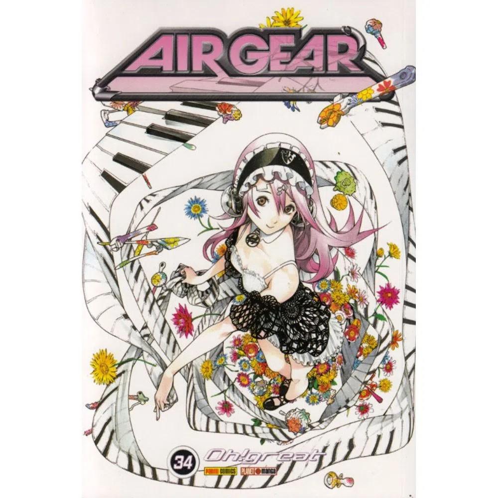 Air Gear - Volume 34