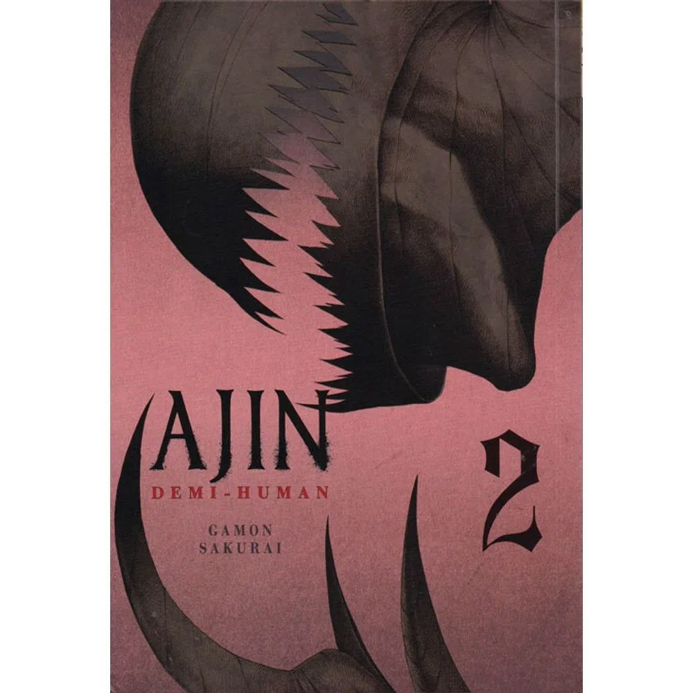 Ajin - Volume 02 - Usado