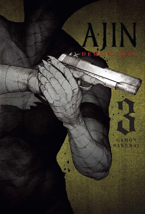 Ajin - Volume 03