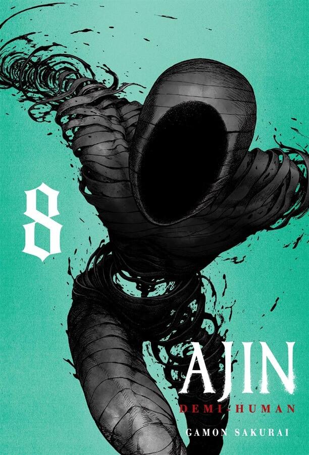 Ajin - Volume 08