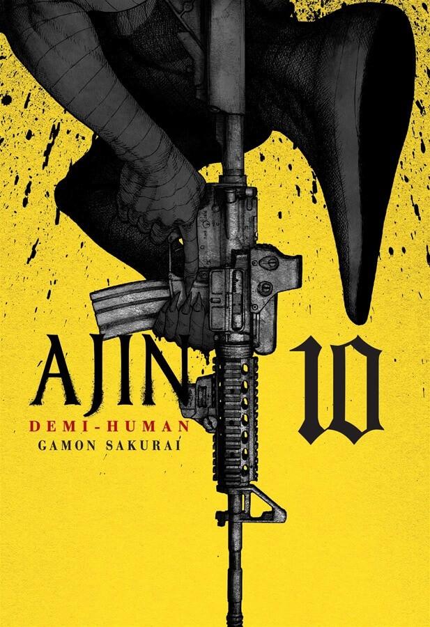 Ajin - Volume 10