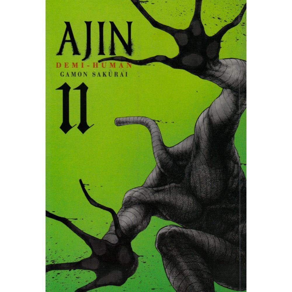 Ajin - Volume 11