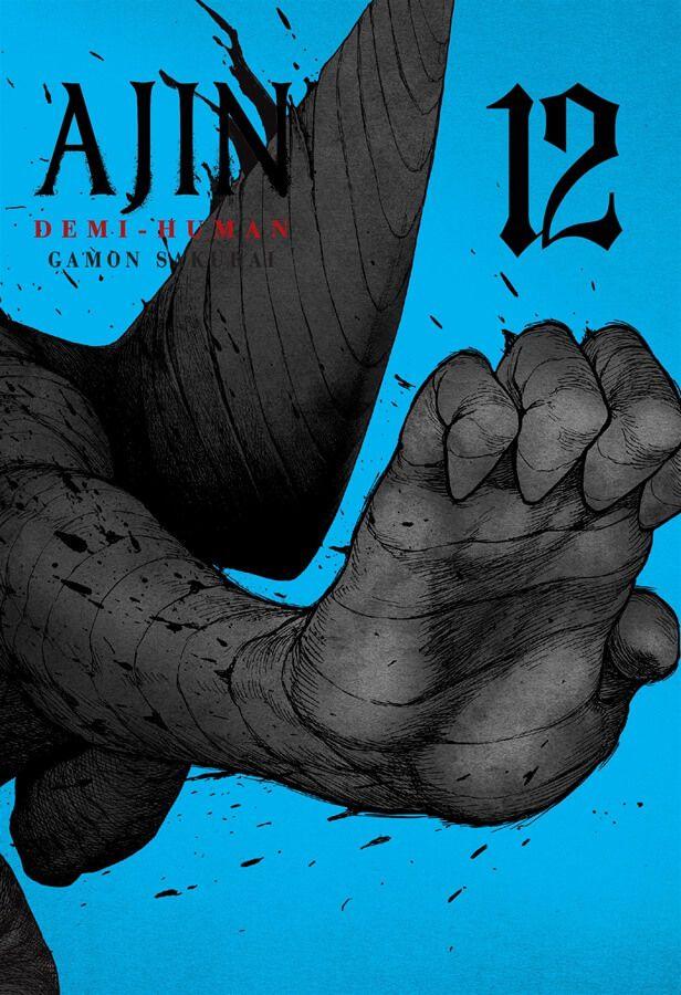 Ajin - Volume 12