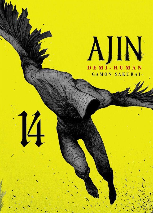 Ajin - Volume 14
