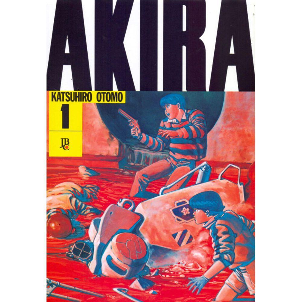 Akira - Volumes Avulsos