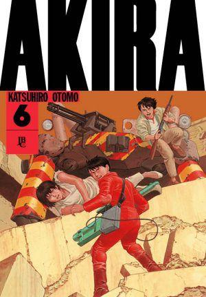 Akira - Volume 06