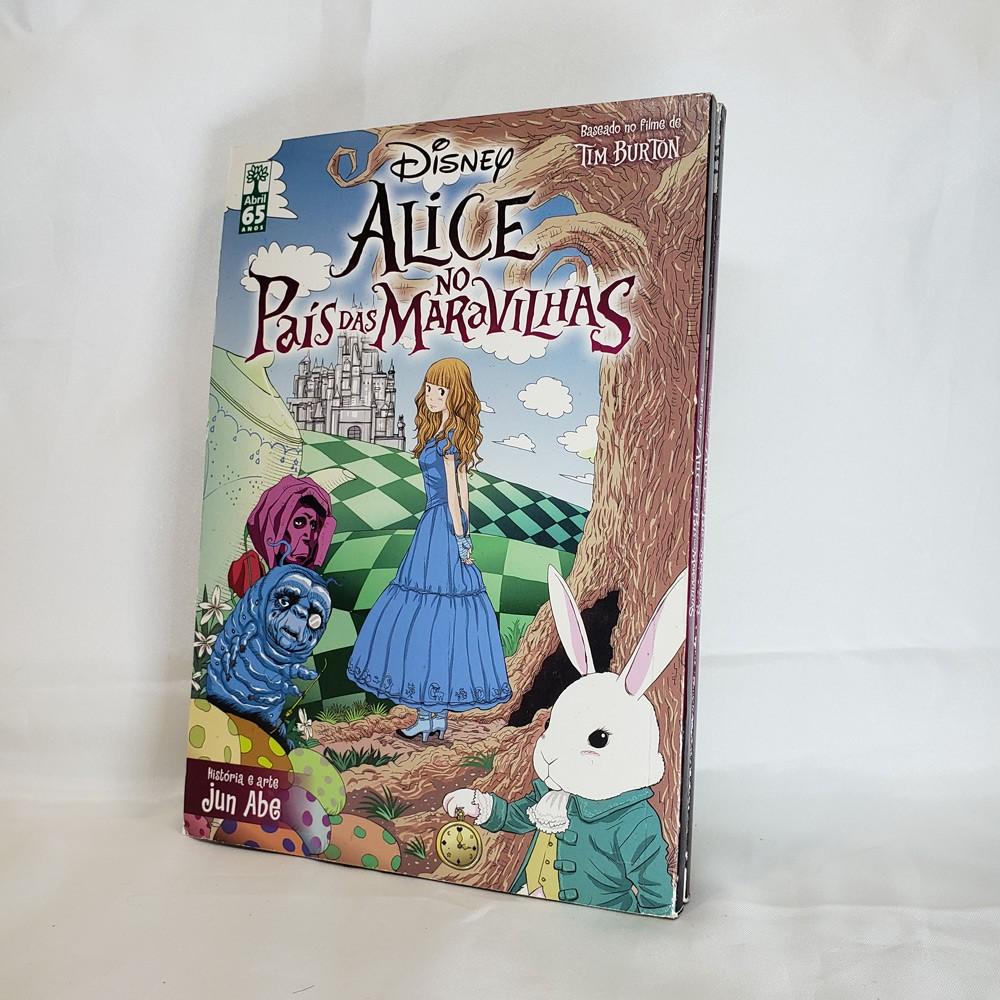 Alice no País das Maravilhas - 1 e 2 - Coleção Completa - Pack