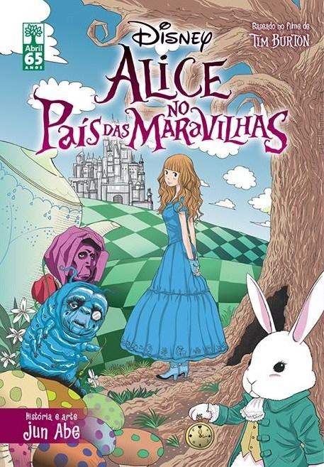 Alice no País das Maravilhas - Volume 01 - Usado