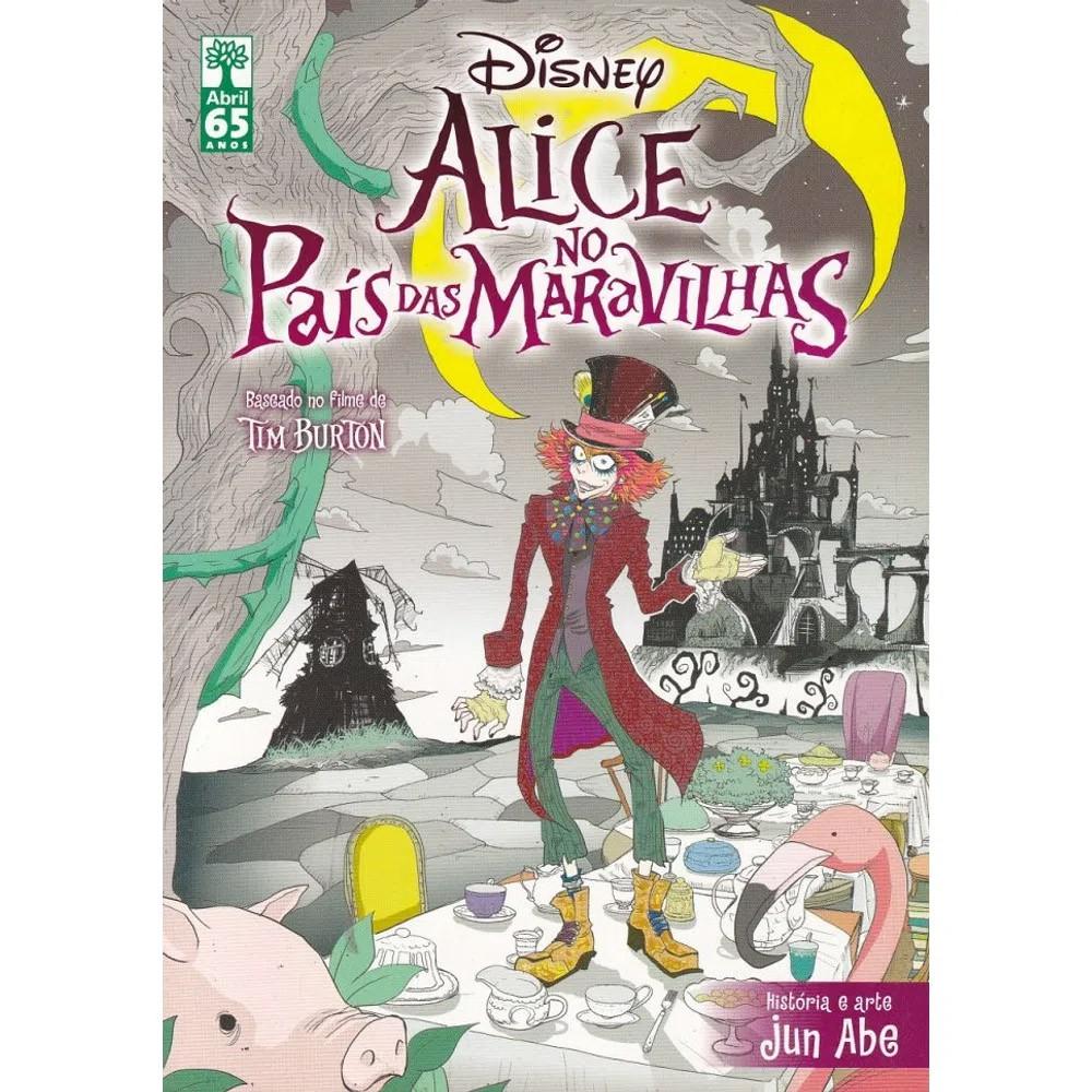 Alice no País das Maravilhas - Volume 02 - Usado