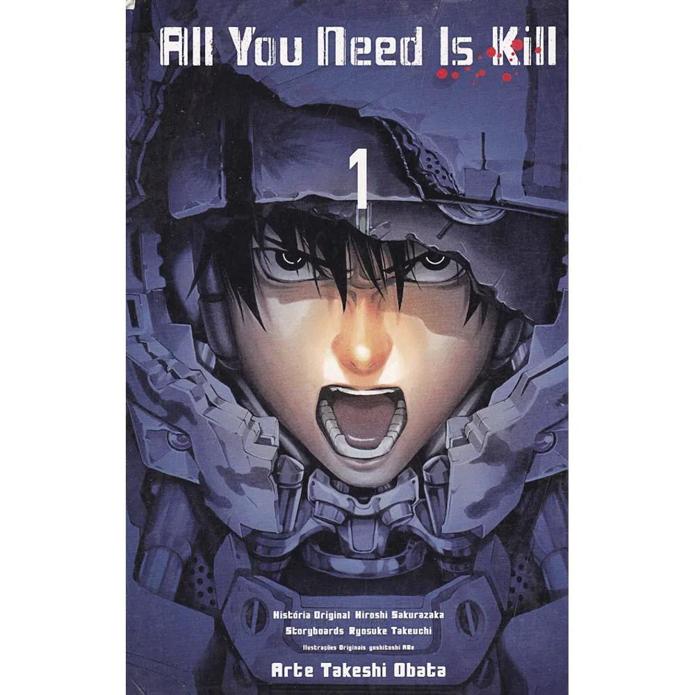 All You Need Is Kill - Volume 01 - Usado