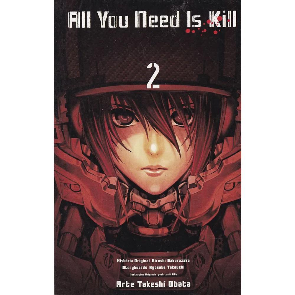 All You Need Is Kill - Volume 02- Usado