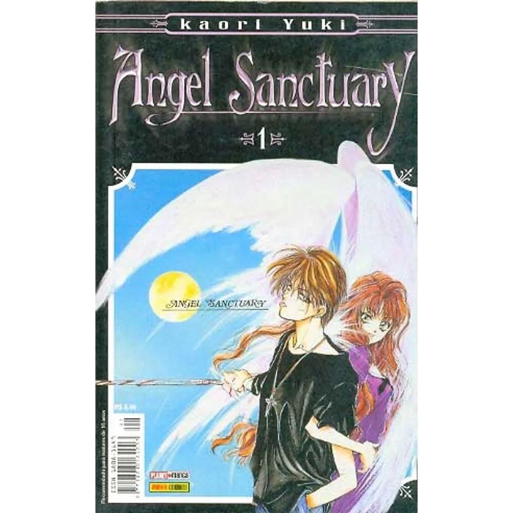 Angel Sanctuary - Volume 01 - Usado