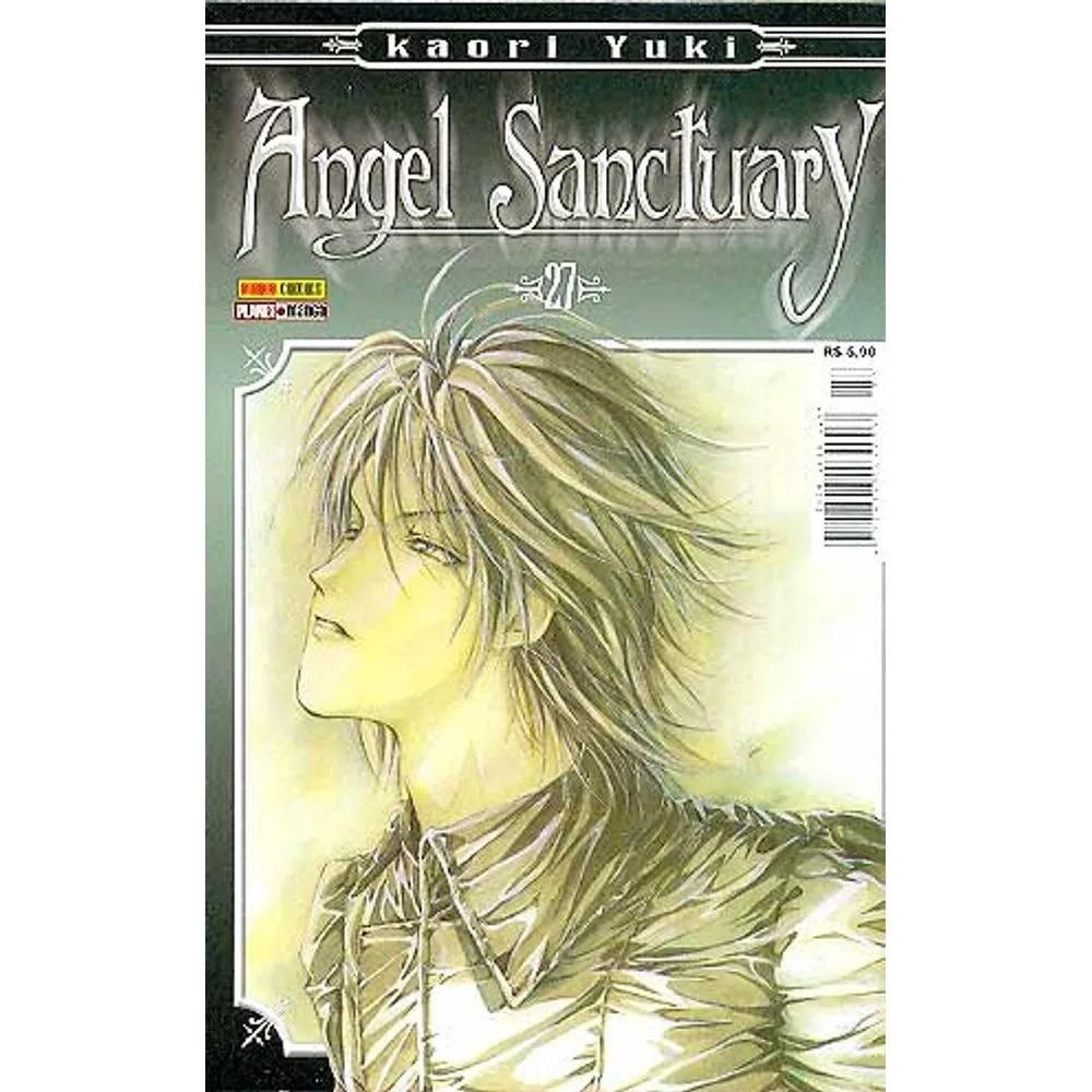 Angel Sanctuary - Volume 27 - Usado