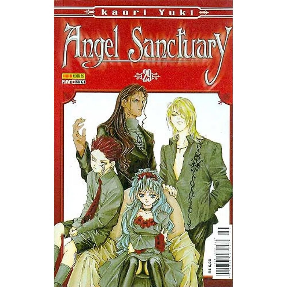 Angel Sanctuary - Volume 29 - Usado